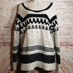 American Eagle Outfitters | Cable Knit Sweater